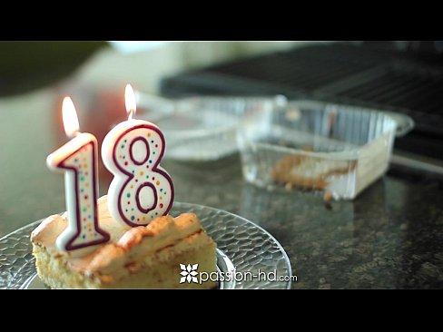 Passion-HD - Cassidy Ryan naughty 18th birthday gift - XNXX COM