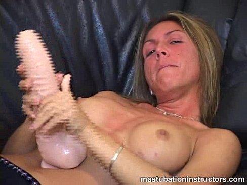 Female masturbation huge dildos think, that