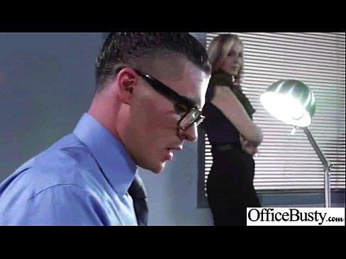 Office Girl (julia ann) With Big Melon Boobs Get Hardcore Sex movie-21