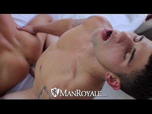 Hd manroyale boyfriends have shower sex