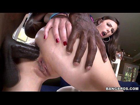 Calvert interracial anal casey
