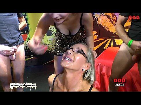 German anal goo girls creampie