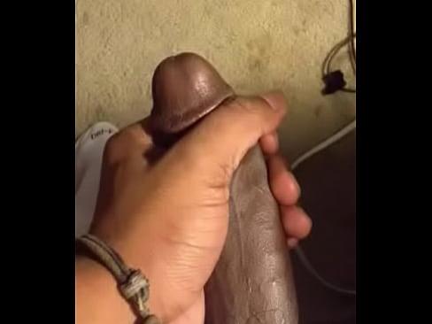 Black Teen Takes Big Dick