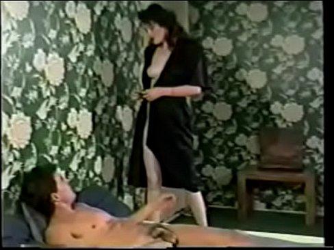 Green story behind door erotic