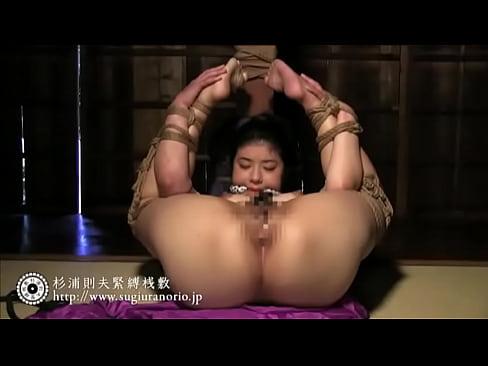 Uncensored bondage milf Japanese