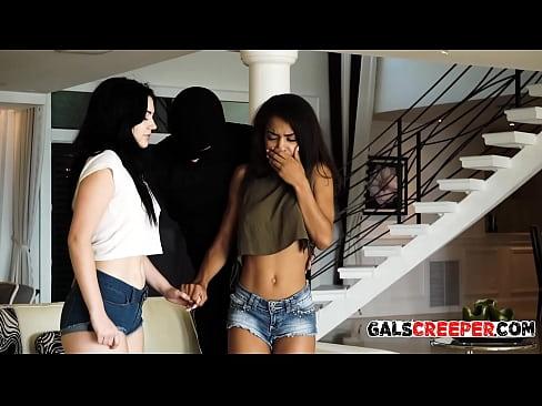 Stalker Bangs Innocent Karly Baker