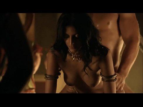 Spartacus Sex Scene