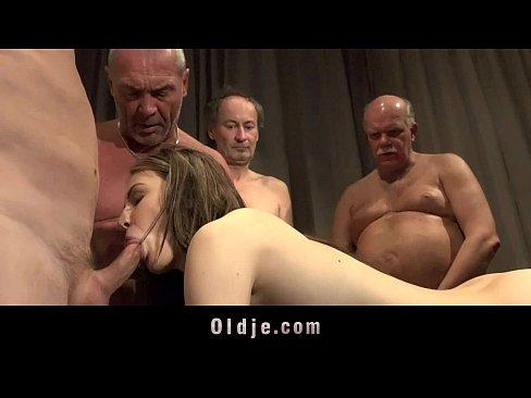 Nude pornstars on the beach