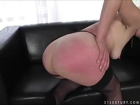 Submissive slut granny video