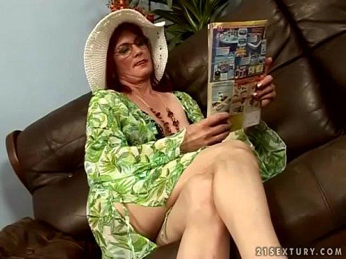 Grandma teaches young couples sex