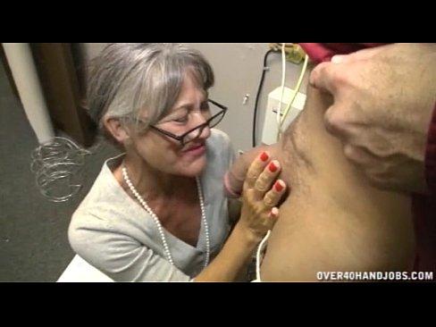 Granny Handjob Older People