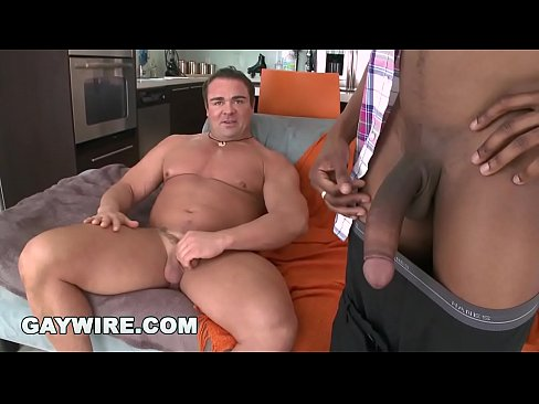 Big black strong cock