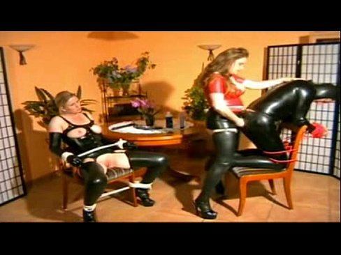 Slave Tied Mistress Feet