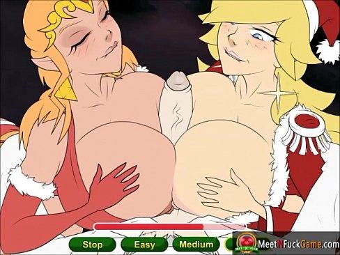 Nintendo Christmas Sex Game