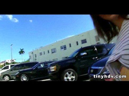 Gorgeous teen fucked pov Krystal Banks 1 81