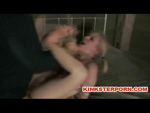 BDSM brutal poundings