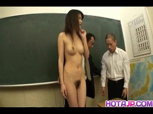 Busty asian in a bikini non nude