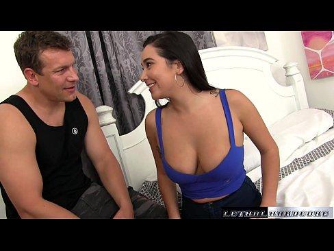 Teen Natasha Nice loves cum in her mouth