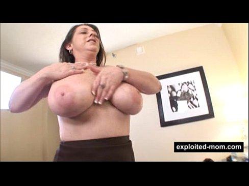 Big tits sexy mature consider