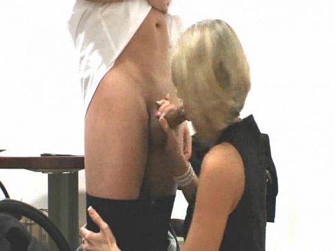 Boss impregnates his young blonde secretary full  movie!, free sex video