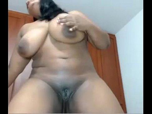 Bbw fuck herself