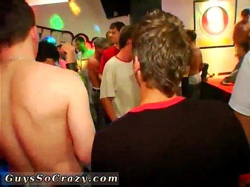Gay party pics small cock porn