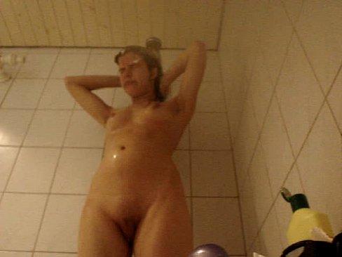 Spycam Shower