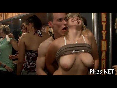 Nude women spreading with dildo