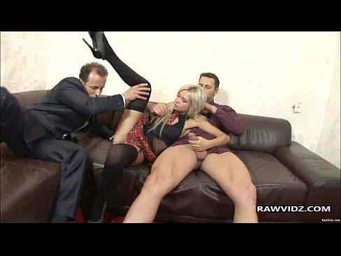 Hot Ass Gets Double Penetration