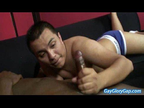Wet gay blowjob img
