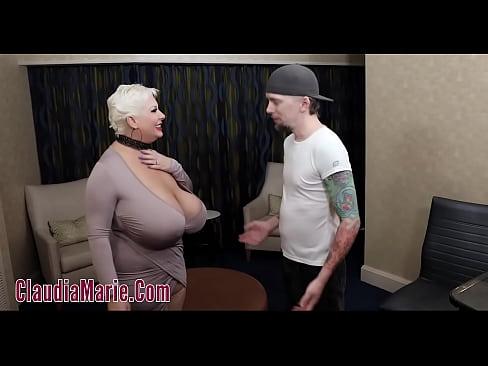 Monster Tits Claudia Marie Impregnated Again