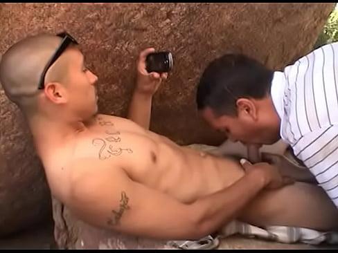 Latino papi gay porn