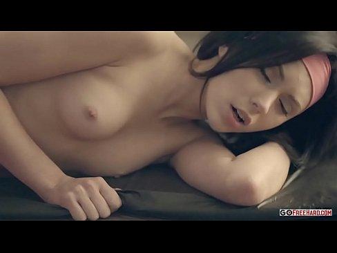 Sensual lesbian soapy massage