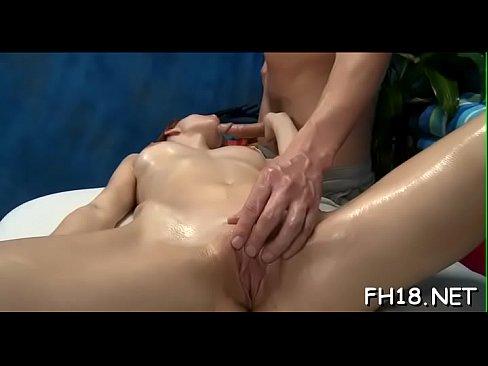 Sex with massuse