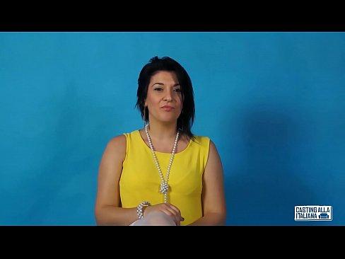 Casting alla italiana italian newbie in hard anal casting - 2 part 7