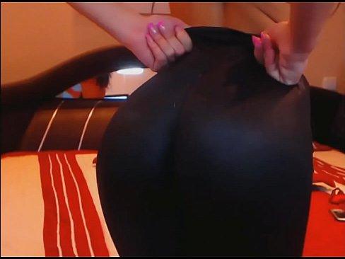 Webcam Spandex Leggings