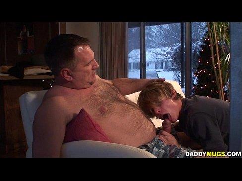 Gay Porn Getting Dick Suck While Cigar Smoking