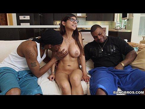 Hardcore Black Threesome Ffm