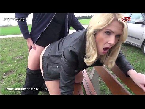 My dirty hobby - french sexy milf sucks cock!