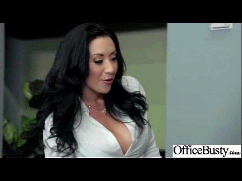 Busty black girl sex tape