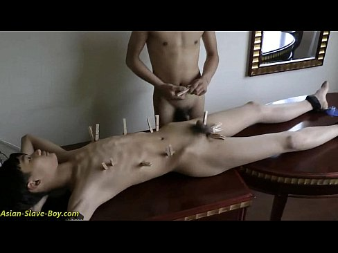 Bound Asian Boyz Pain Clips