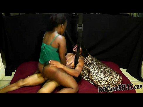 Sensual ebony