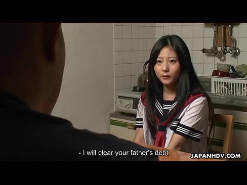 Asian Teen Slave