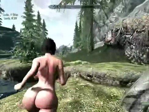 Mod big tits skyrim