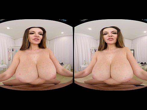 Cardboard vr huge tits