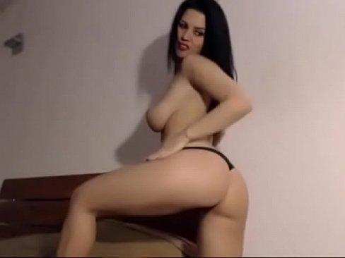 Naked busty 2717 girls black
