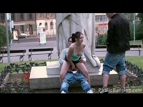 EMILY: Teen sex at street sex video