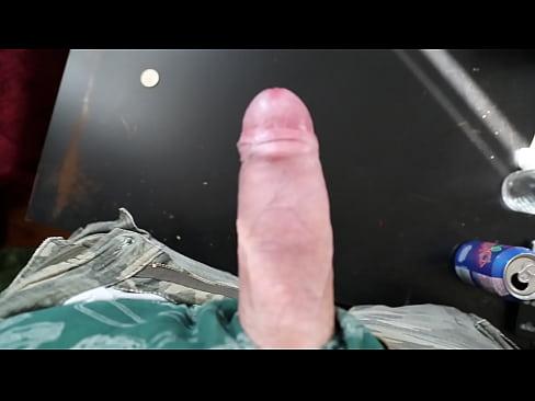big huge cock masturbation