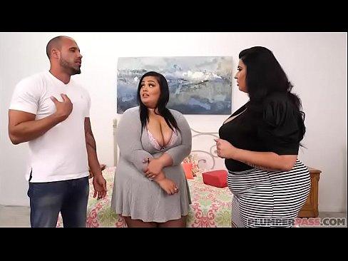 Mature Bbw Threesome Ffm