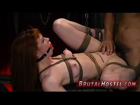 Lesbian strap on dildo sex